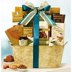 Elegant Sentiment Gift Basket