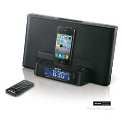 Sony Clock/Radio and Speaker Dock for iPod and iPhone