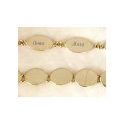 Engraved Mother's Bracelet
