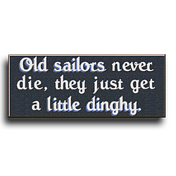 Old Sailor Sign