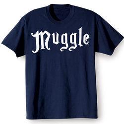 Muggle Adult T-Shirt