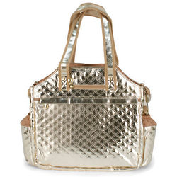 Cleopatra Gold Tennis Tote