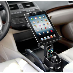 Automobile iPad Cupholder Mount