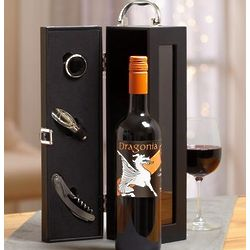 Dragonia Garnacha Wine Gift Box with Accessories