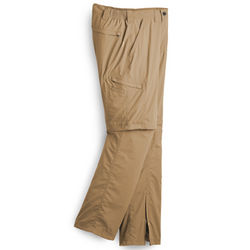 Men's Nomad Convertible Pants with Sunguard