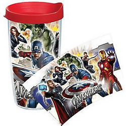 Disney Avengers Insulated Tumbler with Lid