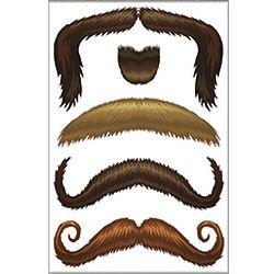Corona Mustache Tattoos