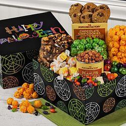 Happy Halloween Snacks Sampler