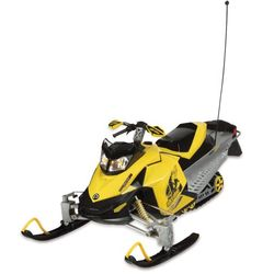 Remote Controlled Ski-Doo