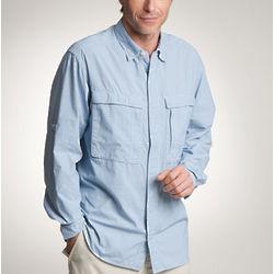 BugsAway Halo Check Shirt