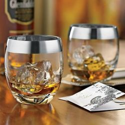 Simply Class Whiskey Glass Set