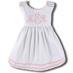 Personalized Garden Princess Dress