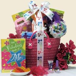 Tween Fashion Therapy Get Well Gift Basket