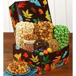 Autumn Prism Snack and Treat Gift Box