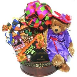 Spooktacular Halloween Treats Gift Basket