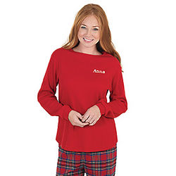 Stewart Plaid Pajamas for Women
