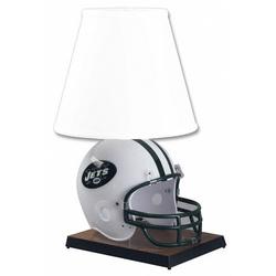 New York Jets Helmet Lamp