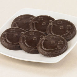 Smiley Dark Chocolates