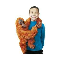 Obi Tan Orangutan Interactive Stuffed Animal