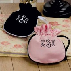 Monogrammed Gift Pouch