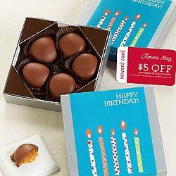 Birthday Pixies Gift Box with Gift Card