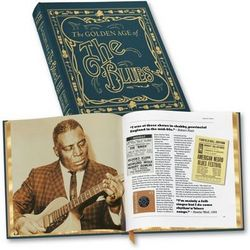The Golden Age of the Blues Book