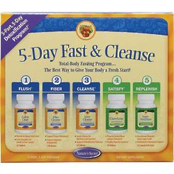 Nature's Secret 5-Day Ultimate Fast and Cleanse