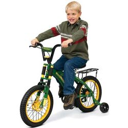 "John Deere 16"" Boys Bicycle"