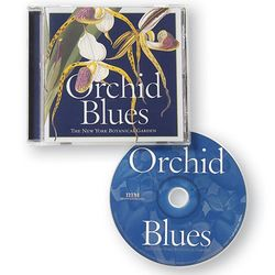 Orchid Blues CD