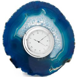 Agate Desk Clock
