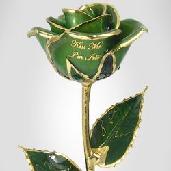 Irish Green Rose