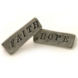 Faith, Hope & Love Word Bar