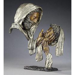 Mark Hopkin's Innocence Sculpture