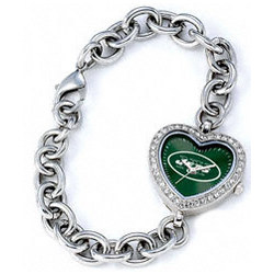 Heart Series New York Jets Team Watch