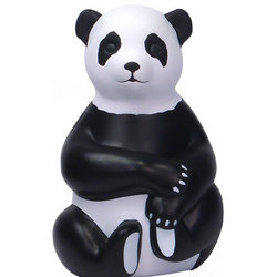 Panda Bear Stress Toy