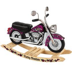 Harley-Davidson Girls Roaring Rocker