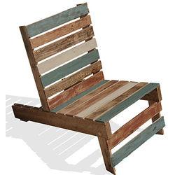 Magnetic Folding Pallet Chair Findgift Com