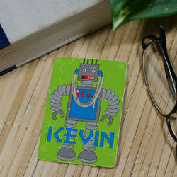 Personalized Robot Bookmark