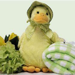 Quack Quack! Baby Girl's Gift Set