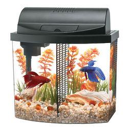 Mini-Bow 2.5 Gallon Acrylic Aquarium Kit