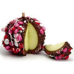 Jumbo Valentine Candy Apple
