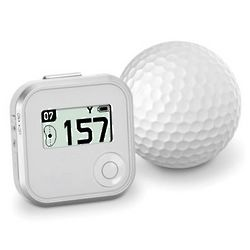 Distance Calculating Talking Golf Caddy