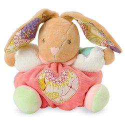 Heart Rabbit Plush Toy