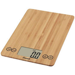 Arti Bamboo Wood Digital Food Scale