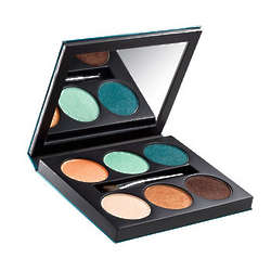 Color Design Six Pan Palette Eye Makeup
