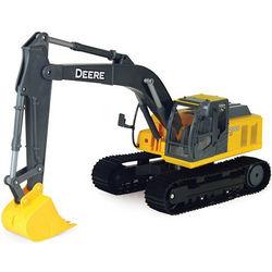 John Deere Big Construction 200DLC Excavator with Lights & Sound