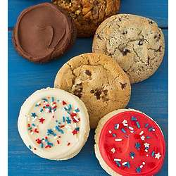 Summer Cookie Sampler Gift Box