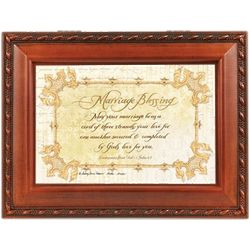 Marriage Blessing Music Box