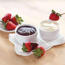 Fresh Strawberry Decadence Set
