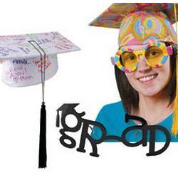 Grad Glasses Graduation Gear